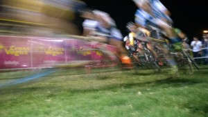 Glad to be a fulltime spectator at Interbike these days!